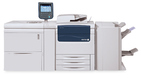 Premsa digital Xerox Color C75 Press